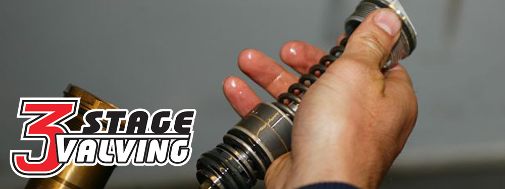 3 Stage Valving at Dr Shox