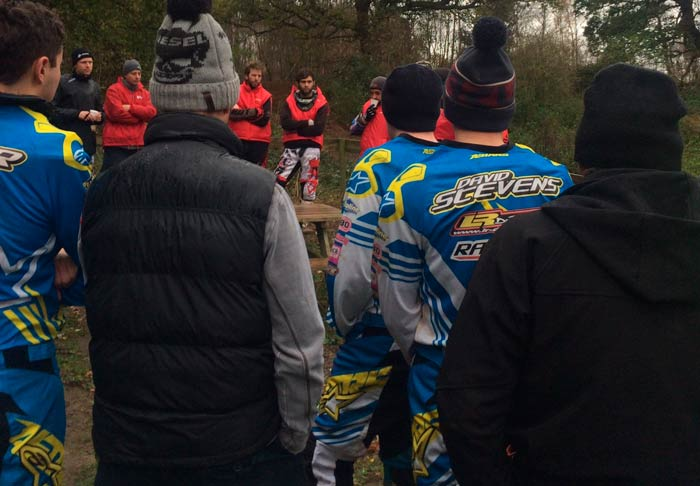 Enduro Bootcamp with Dr Shox