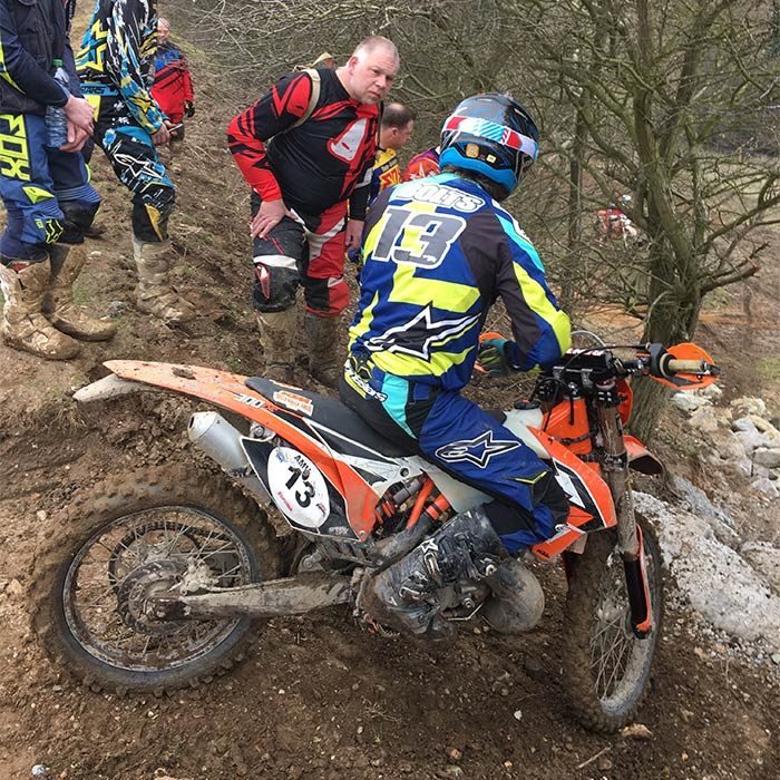 Paul Bolton - Enduro Bootcamp Instructor