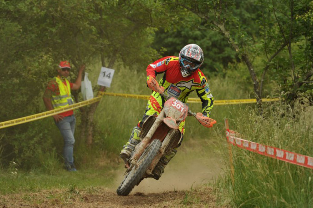 Tom Sagar – 2015 European Enduro Champion