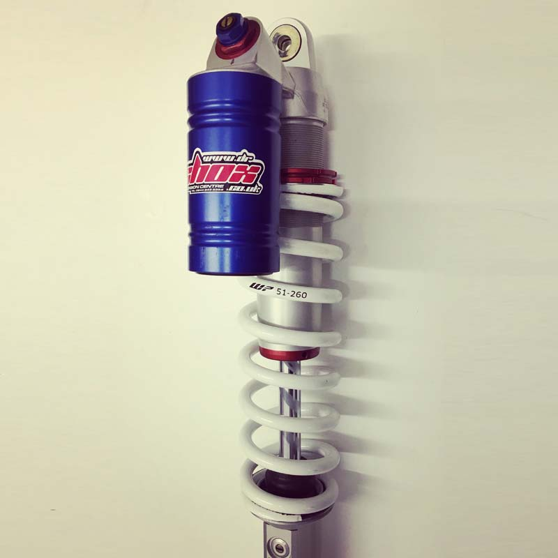WP Suspension Products at Dr Shox, Essex, UK