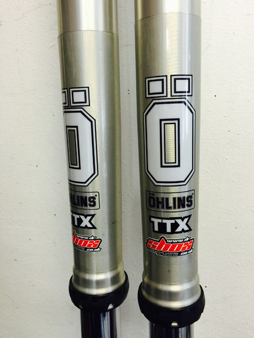 Ohlins Advanced Suspension Technology