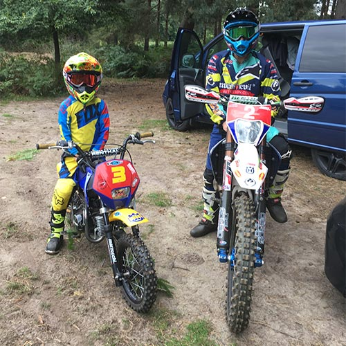 Nippers Enduro Experience